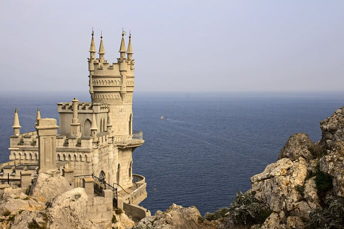European Cruises -Black Sea, Crimea