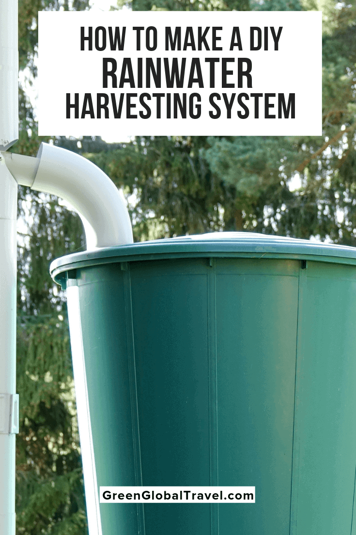 How To Make A Diy Rainwater Harvesting System