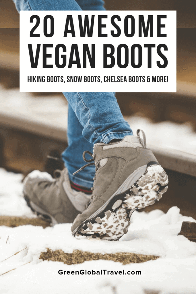 The 20 Best Vegan Boots for Women & Men including Vegan Hiking Boots, Vegan Winter Boots, Waterproof Vegan Boots, Vegan Work Boots, Vegan Ankle boots, Vegan Chelsea Boots & more! | Vegan Boots for Men | Vegan Ankle boots | Vegan Leather Boots