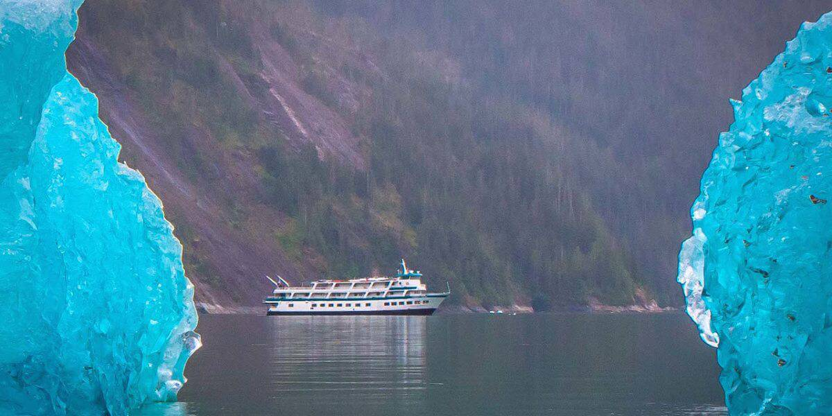 Alaska Dream Cruises in Alaska's Inside Passage