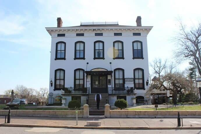 Haunted Mansion in Missouri -Lemp Mansion