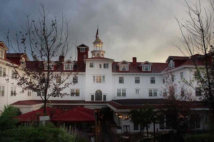Famous Haunted Hotels in America, The Stanley Hotel