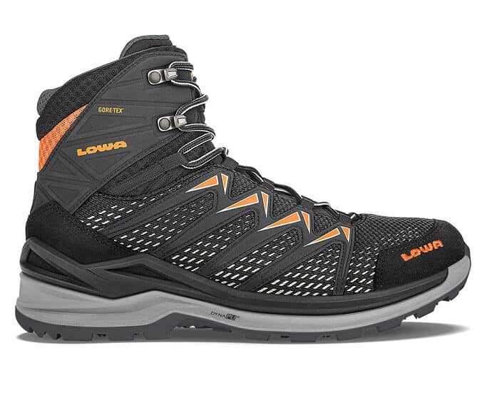Vegan Hiking Boots for Men - Lowa Innox Pro GTX Mid