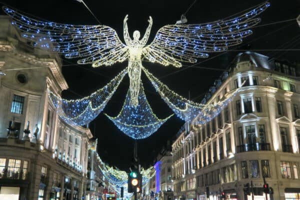 Christmas in Europe -London photo by by Eniko