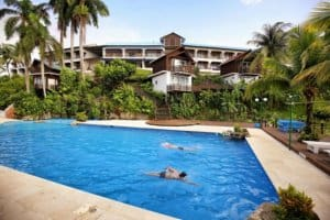 Hotels in Livingston -Villa Caribe