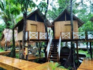 Hotels in Rio Dulce - Boatique and Marina