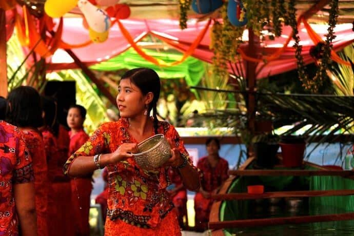 Arakanese culture in Myanmar