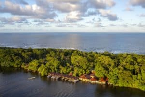 Best Hotels in Tortuguero - Laguna Lodge