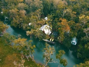 Rio Dulce Hotels - Dreamcatcher Eco Lodge