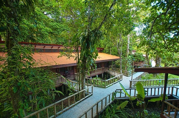 Tortuguero Hotels - Ever Green Lodge