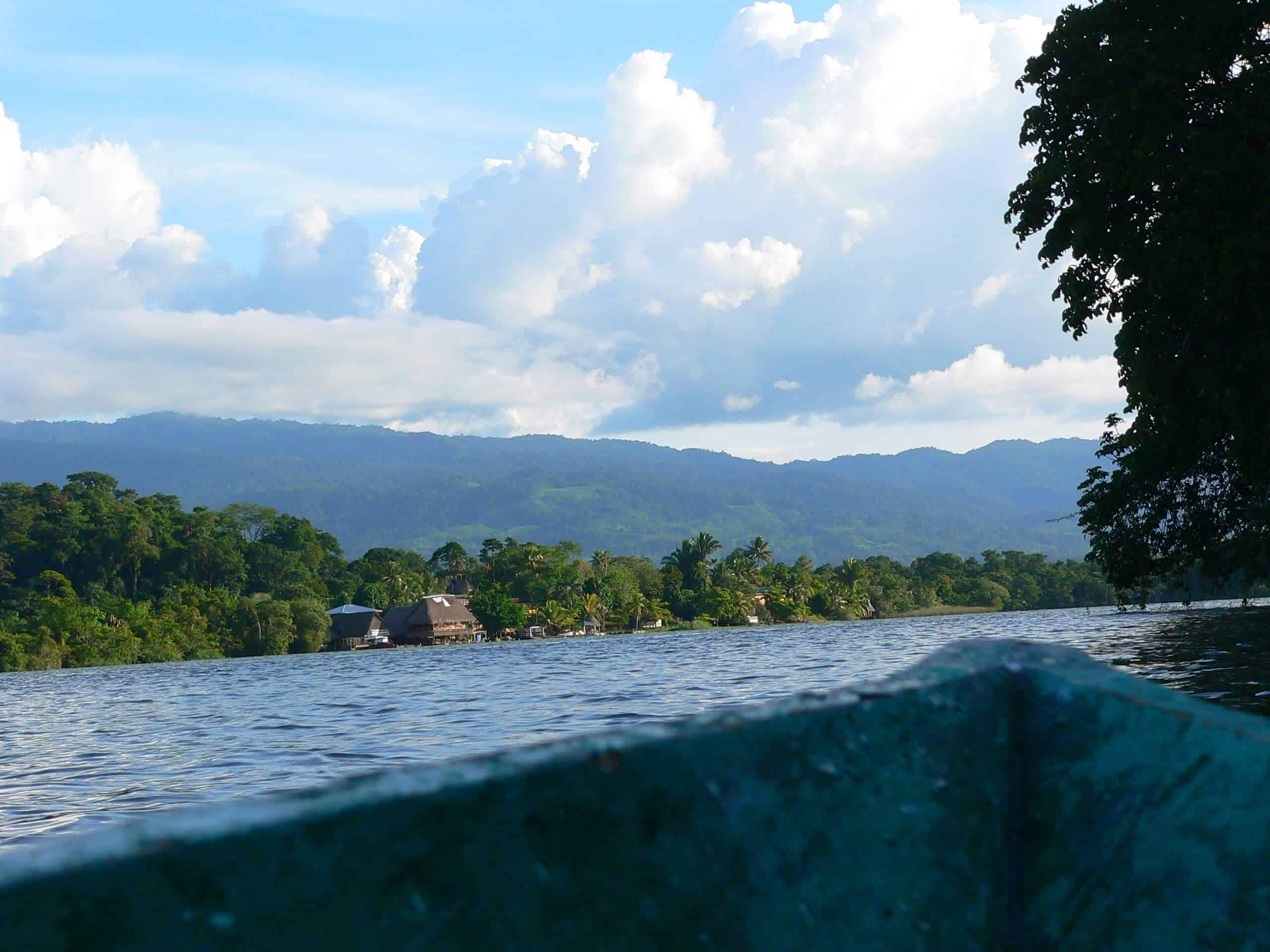 Rio Dulce National Park Boat Tour