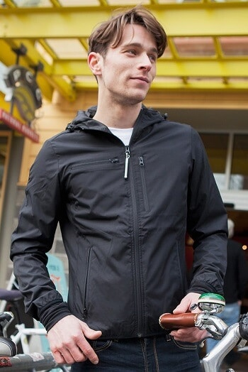 Baubax Mens Windbreaker