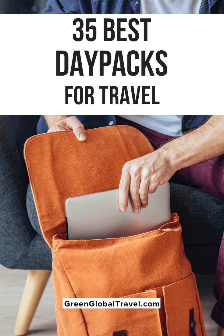 The 35 Best Daypacks for Travel w/ the best day hiking backpack, best waterproof daypack, best lightweight daypack, best urban daypack, best daypacks for women, best tactical day pack & more! | day hiking backpack | small hiking backpack | day backpacks | best hiking daypack | womens hiking backpack | Travel Daypack | Daypack Backpack | packable daypack | best day backpack | women's daypacks | Daypacks for Women | small day pack | ultralight daypack | lightweight daypack | best packable daypack
