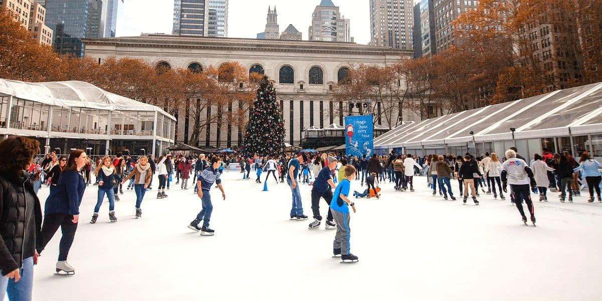 Best places to spend Christmas in USA