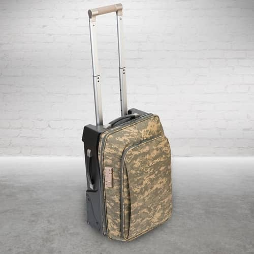 King Kong Athletic luggage