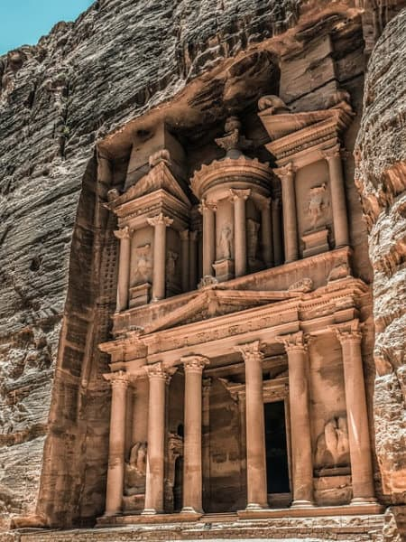 Al Khazneh, a.k.a. the Petra Treasury