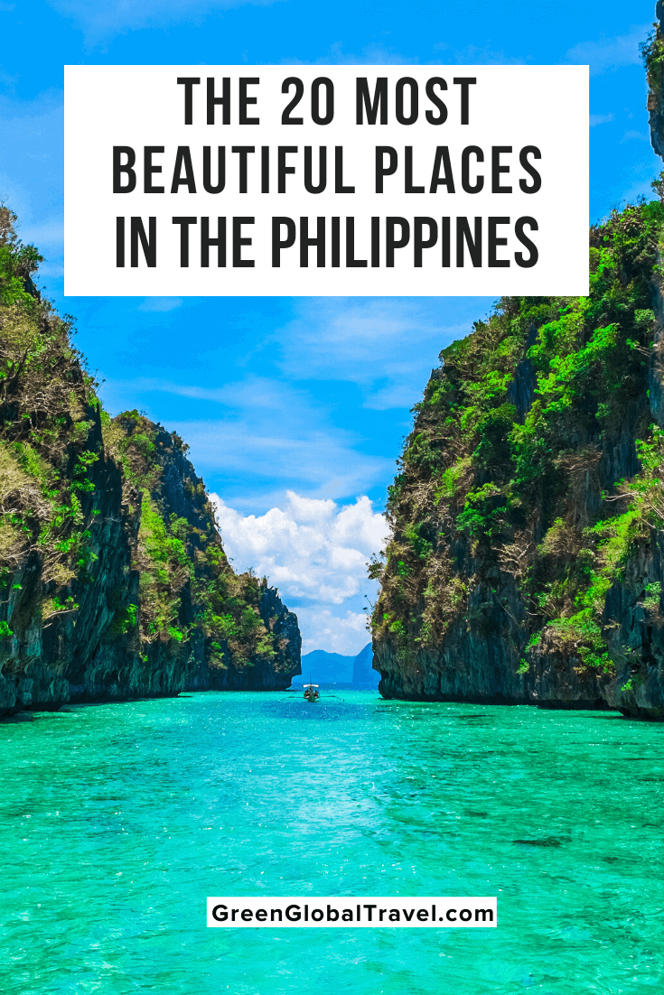 The 20 Most Beautiful Places in the Philippines to Visit for Nature Lovers | places to go in philippines | best places to go in the philippines | places to visit near manila | best tourist spot in philippines | tourist places in philippines | top destinations in the philippines | philippines attractions | beautiful spots in the philippines |best destination in philippines | best beach resorts in the philippines | best islands to visit in philippines | travel destination philippines