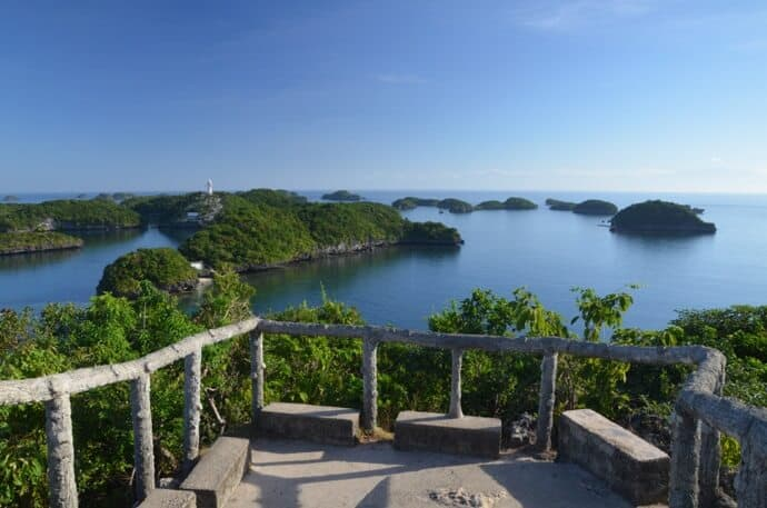 Hundred Islands National Park, Luzon Philippines by Matěj Halouska