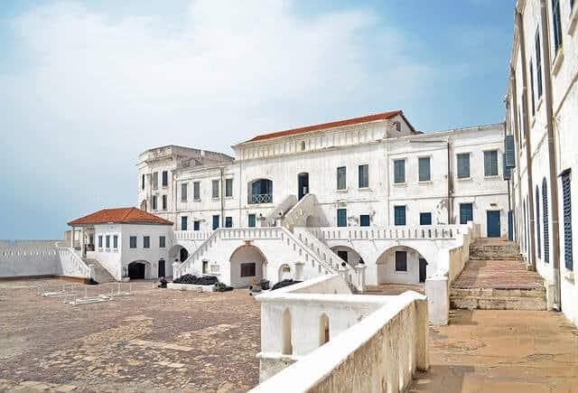 Castles of Cape Coast, Ghana