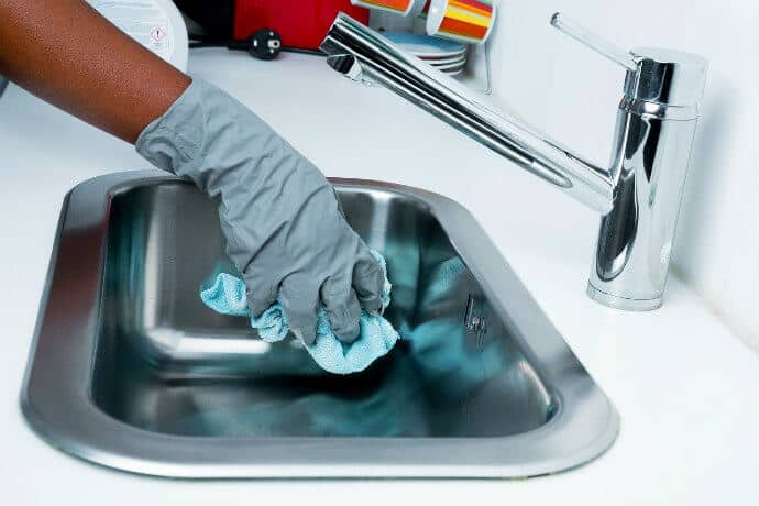Tips to Avoid Contracting COVID-19 - disinfect surfaces