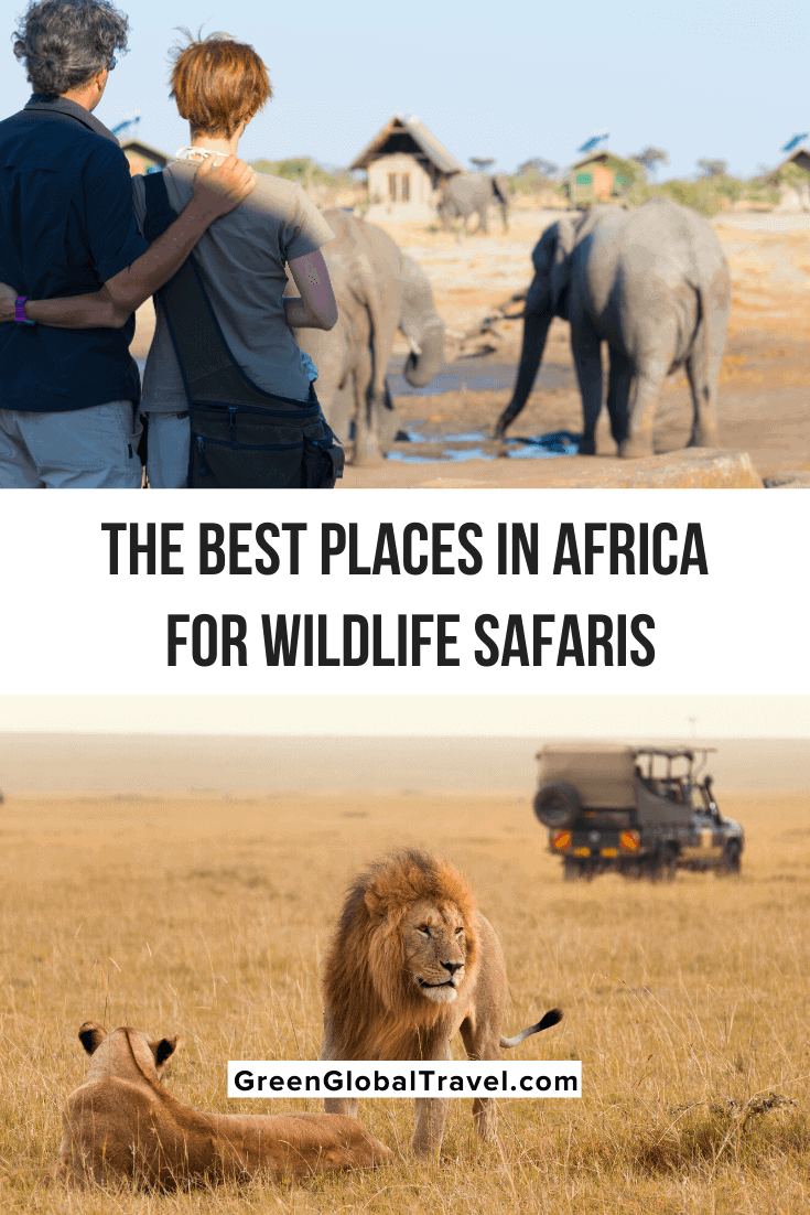 The 25 Best National Parks in Africa for Wildlife Safaris includes 10 different countries. | best safari parks | best time for african safari | african wildlife safaris | best african country for safari | best safari park in the world | best country in africa | wildlife and safari park | game parks in south africa | safari animals | animal safari park | africa safari park | largest game reserve in africa | best place to go on safari in africa | best country for safari