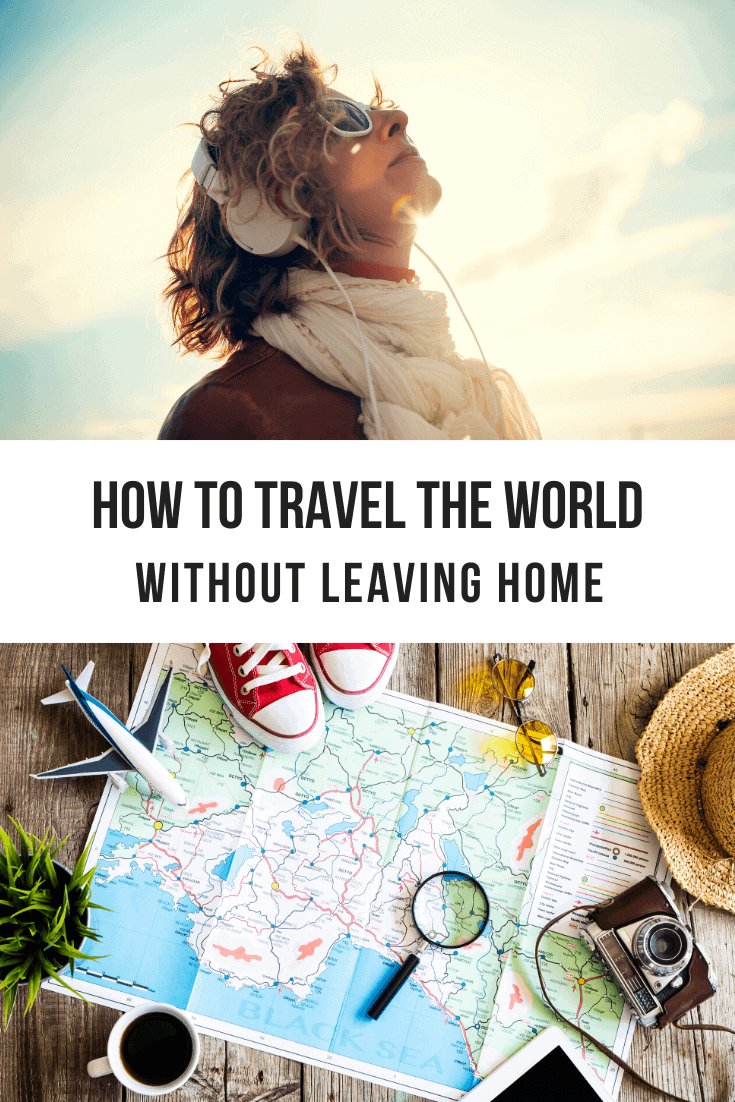 30 ways to Travel The World Without Leaving Home including Best Virtual Tours & Online Exhibits, Best Wildlife & Nature Cams, Best Online Classes, Best Performances.