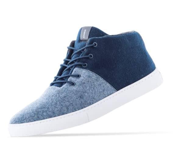 BaaBuk Sky Wooler Sneaker