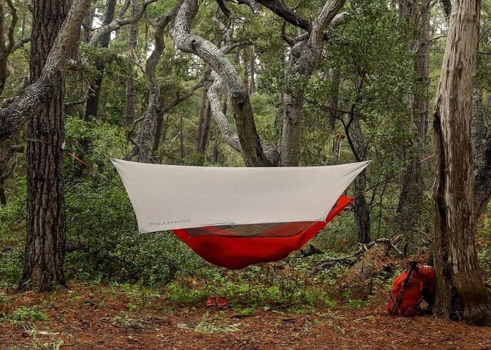 Kammok Mantis all in one hammock tent
