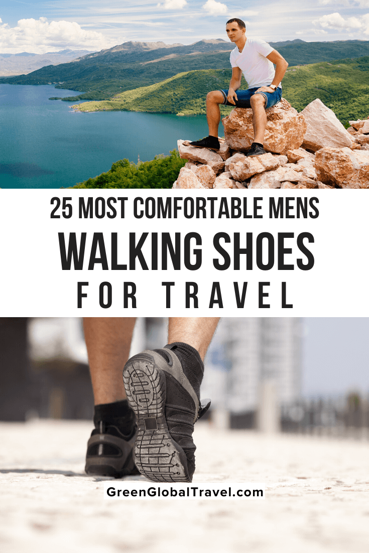 Most Comfortable Mens Walking Shoes
