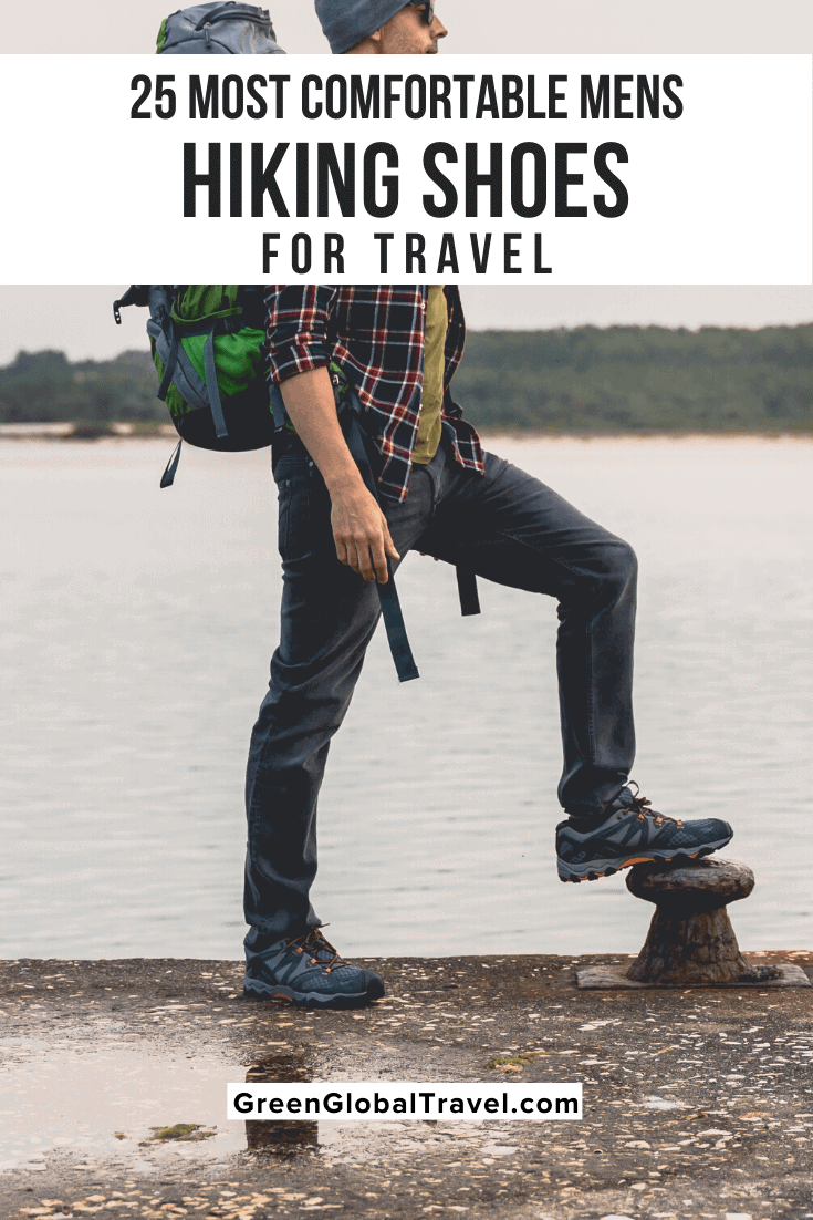 Most Comfortable Hiking Shoes for Men