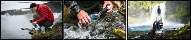 SawyerS3 Purifier filtration system