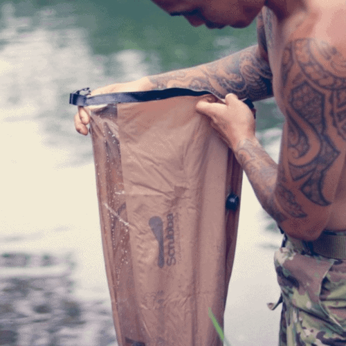 Scrubba Tactical Wash Dry Kit