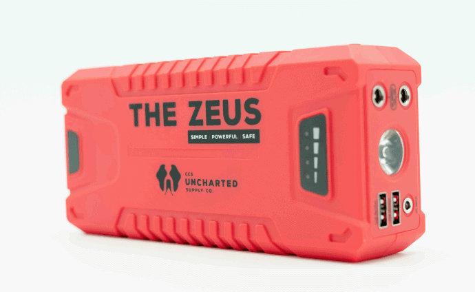Uncharted Supply Co-The Zeus