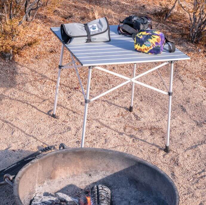 Camping Table by Crazy Creek