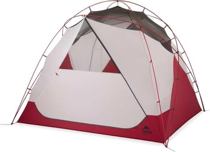 MSR Habitude 4 person Camping Tent
