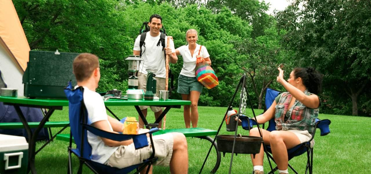 Backyard Camping Gear