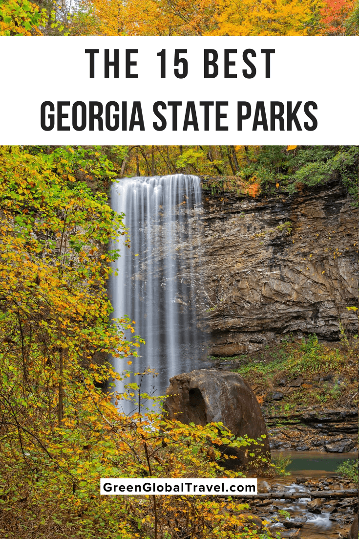 15 Best State Parks in Georgia with some of the best activities, attractions, and accommodations in each! | best state parks in georgia | ga state parks | georgia state parks camping | georgia parks | ga state parks camping | state parks in georgia | georgia state parks cabins | ga state parks cabins | gastateparks | ga state park | state parks georgia | georgia state parks rv camping | georgia state parks cabin rentals | parks in ga | state parks in georgia with waterfalls |