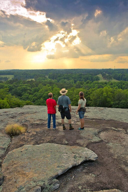Guided Hike at Panola Mountain State Park via gastateparks.org