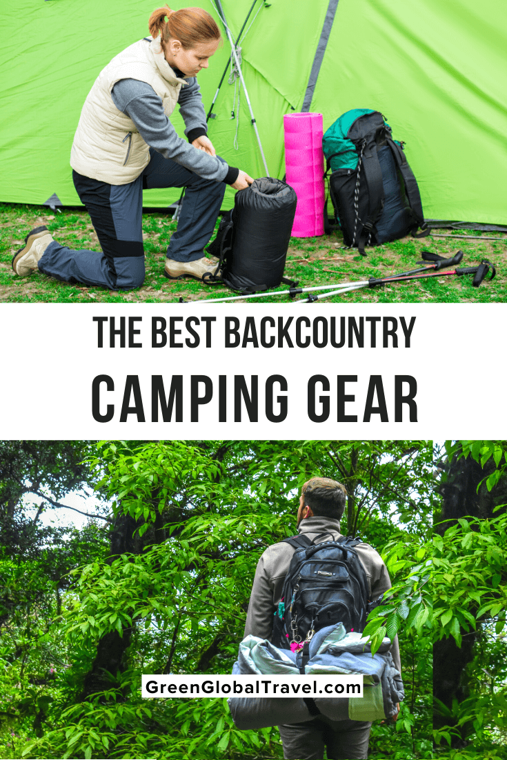 Reviews of the Best Backcountry Camping Gear for 2020. | backwoods camping | backcountry camping list | backcountry camping for beginners | backcountry camping supplies | backcountry car camping |backcountry hiking backpack | backcountry camping tent | backcountry camping backpack | camping in the wilderness | wilderness camping | camping in the wild | real camping | off trail camping | backpacking wilderness | wilderness campsite | backcountry backpacking | hike in camping