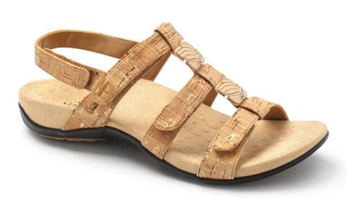 Vionic Womens Amber Sandal
