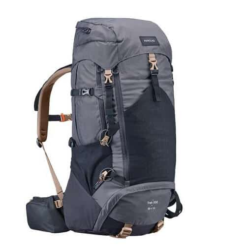 Forclaz Mens Trek 50+ 10 L Hiking Backpack