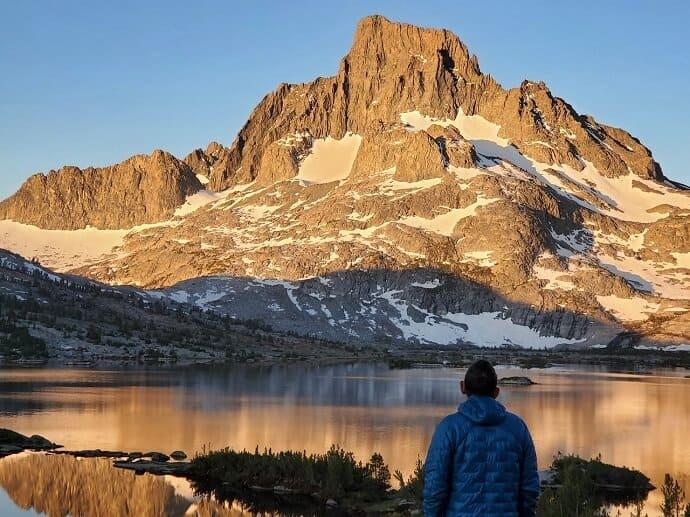 Sierra National Forest, John Muir Trail