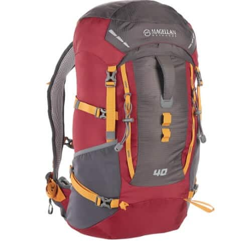 Best Hiking Backpack multi-day hydration