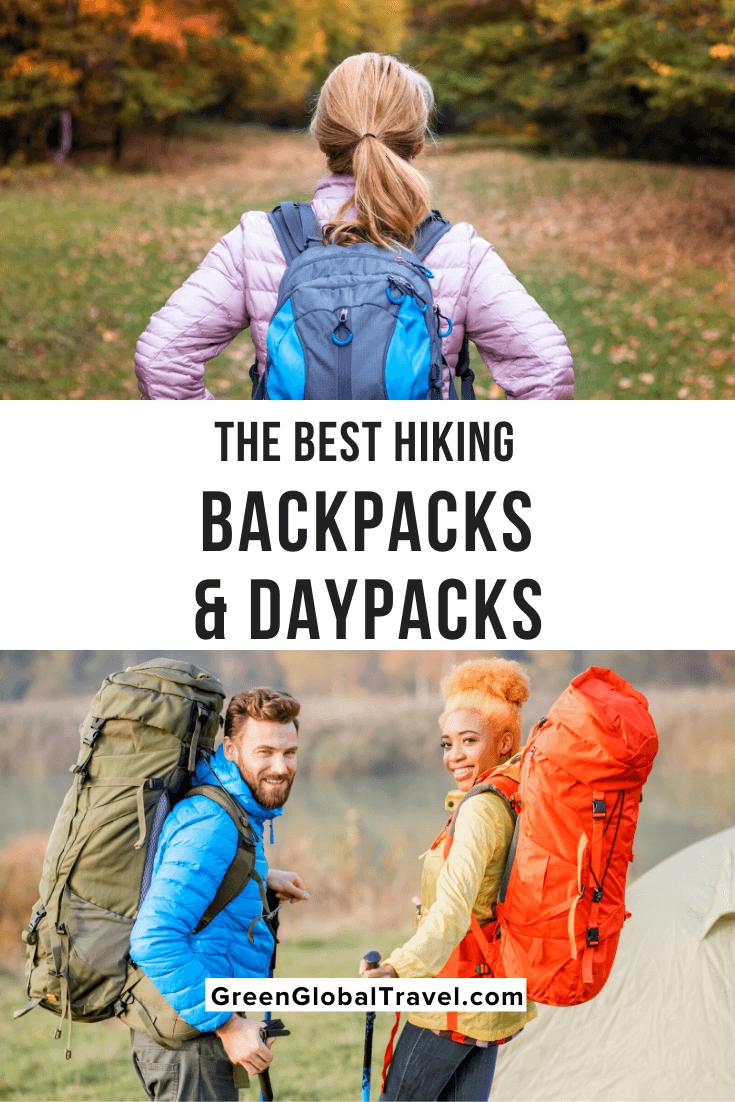 The 30 Best Hiking Backpacks & Daypacks for 2020 including Best Trekking Backpacks, Best Hiking Backpacks for Women, Best Ultralight Backpacks, Best Waterproof Backpacks and Best Daypacks for Hiking | camping backpack | small backpack for women | backpacking backpacks | backpacks lightweight | outdoor backpack | womens small backpacks | hiking day pack | daypacks for hiking | best daypack | best backpacking backpacks | day hiking backpack | best waterproof backpack | best hiking daypacks