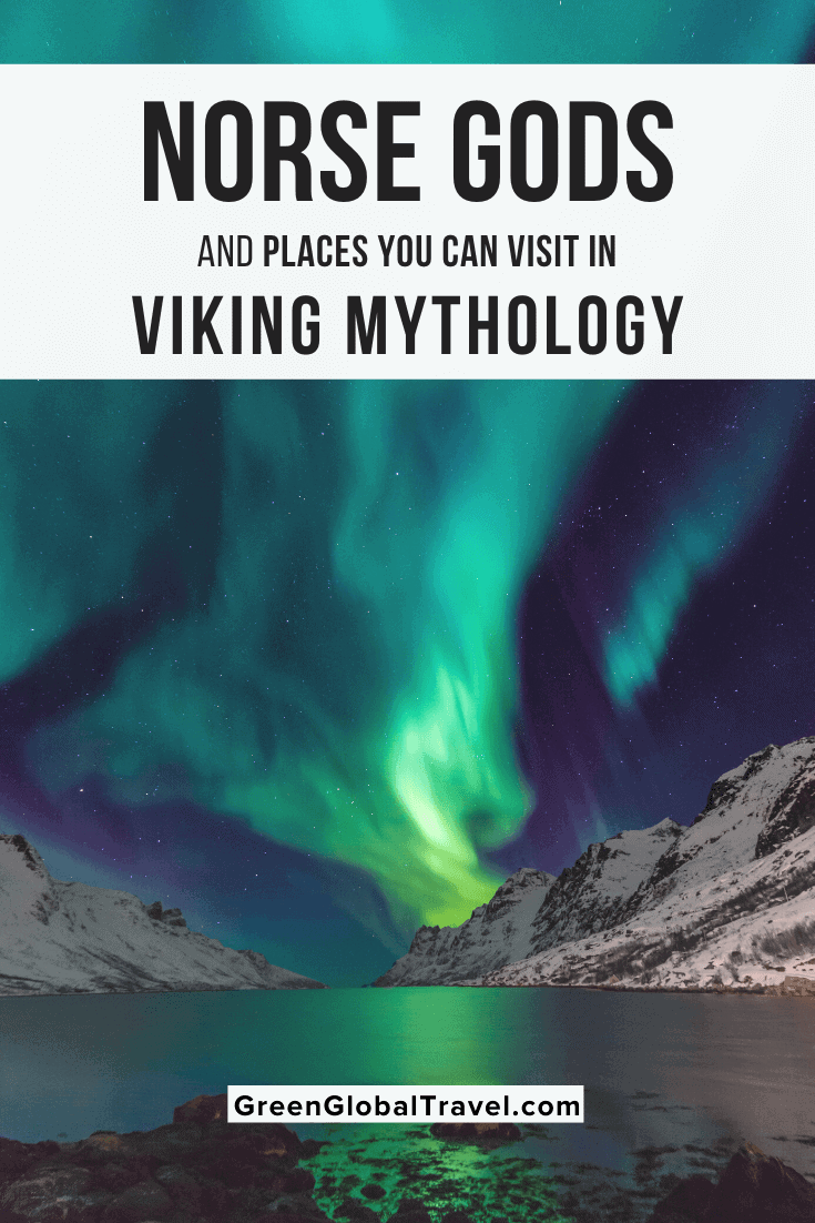 The Norse Gods A Brief Introduction to Viking Mythology