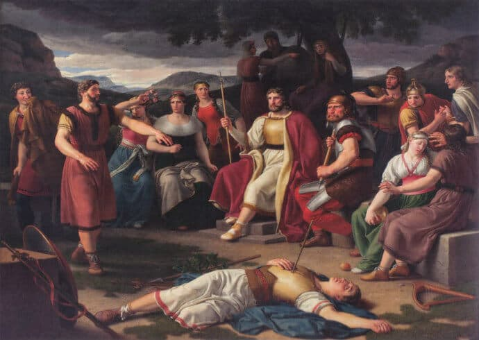 Death of Baldr