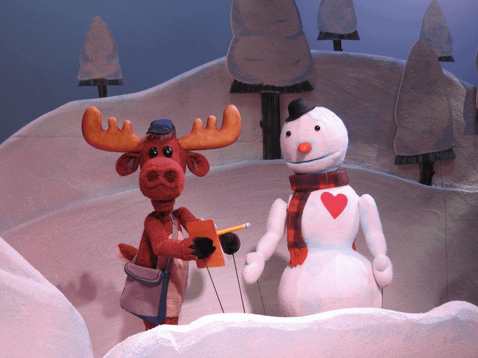 Stan the Lovesick Snowman