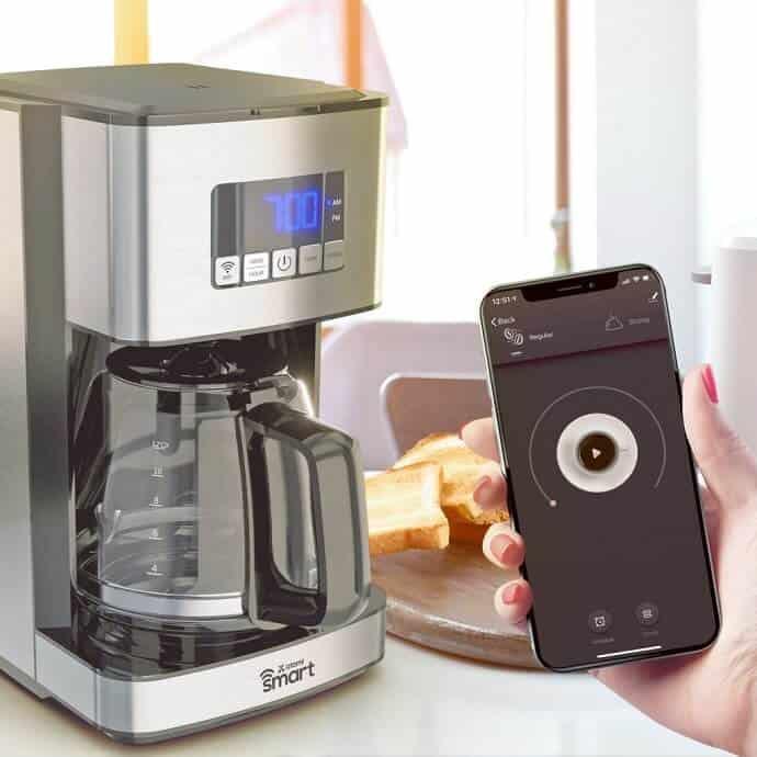 Atomis Smart Coffeemaker