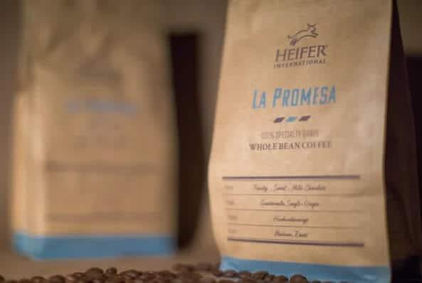 Heifer La Promesa Coffee