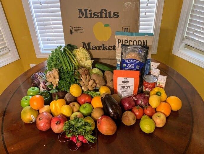Misfits Market Madness Box
